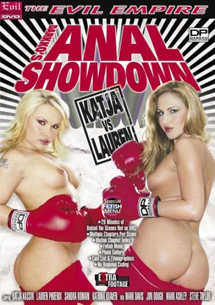 Anal Showdown DVD
