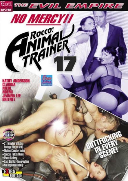 Rocco: Animal Trainer 17 DVD