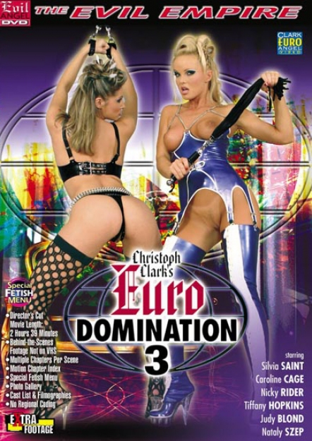 Euro Domination 3 DVD