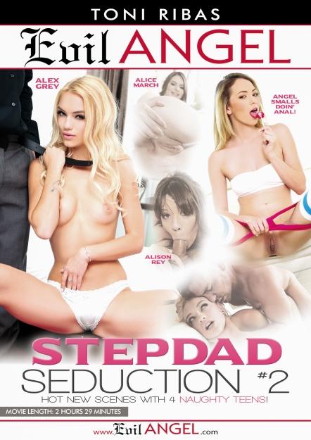 Stepdad Seduction #2 DVD