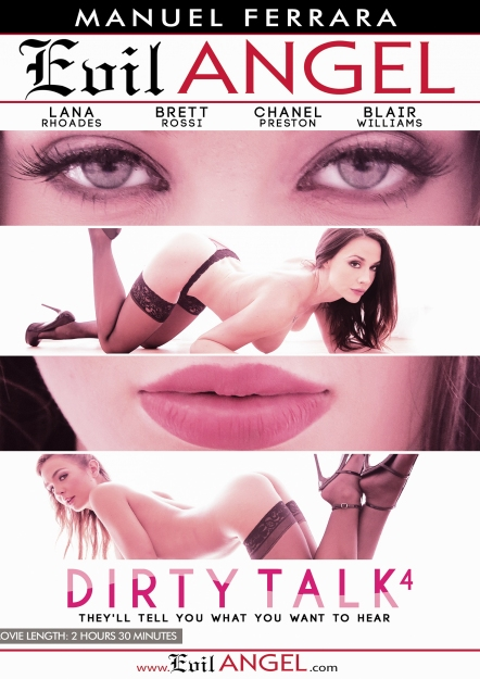 Dirty Talk #04 DVD