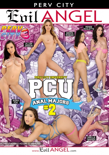 Perv City University Anal Majors #02