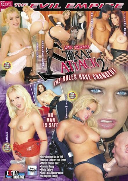 Strap Attack 2 DVD