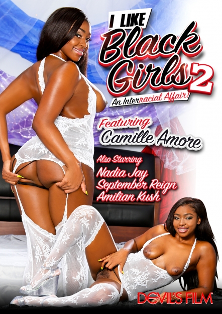 I Like Black Girls #02 DVD