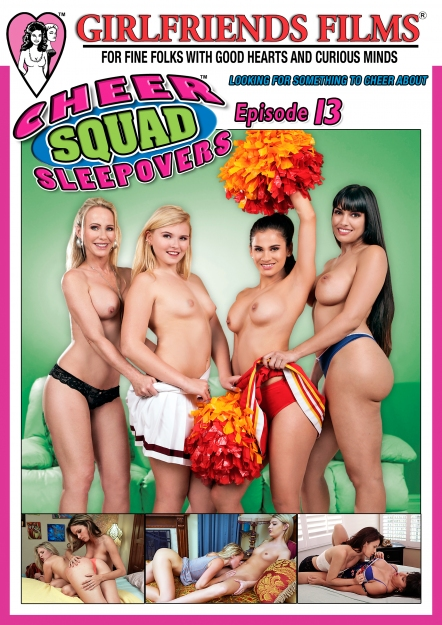 Cheer Squad Sleepovers #13 DVD