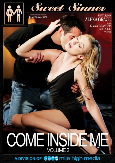 Come Inside Me #02 DVD