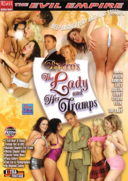 Lady And Her Tramps 1 DVD