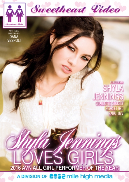 Shyla Jennings Loves Girls DVD