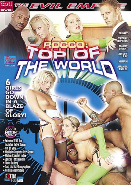 Rocco: Top Of The World DVD
