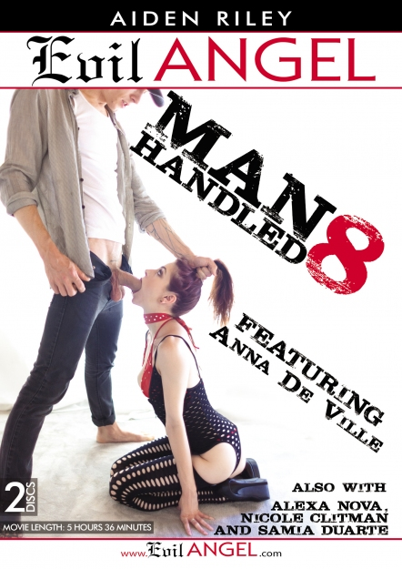Manhandled #08 DVD