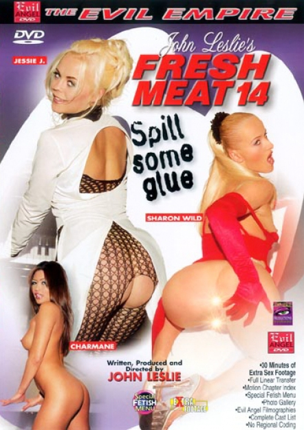 Fresh Meat 14: Spill Some Glue DVD