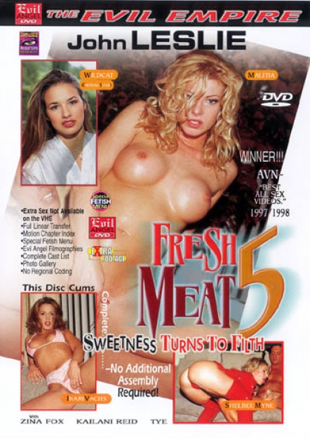 Fresh Meat 5: Sweetness Turns To Filth