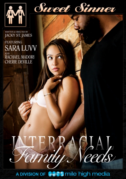 Interracial Family Needs DVD