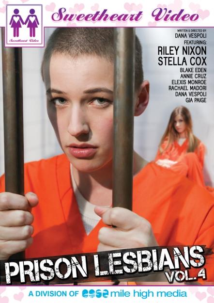 Prison Lesbians #04 DVD