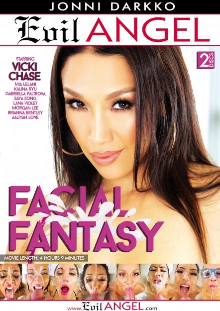 Facial Fantasy DVD