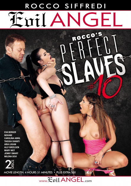 Rocco's Perfect Slaves #10 DVD