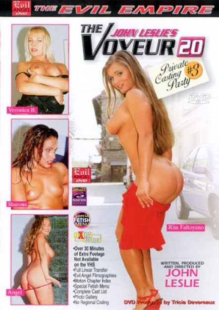The Voyeur 20 DVD