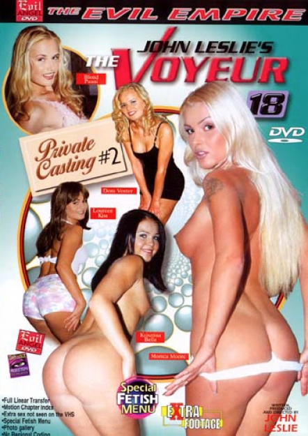 The Voyeur 18 DVD