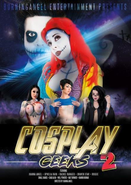 Cosplay Geeks 2 DVD