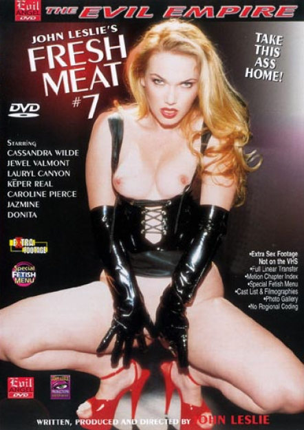 Fresh Meat 7 DVD