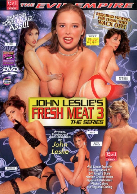 Fresh Meat 3 DVD