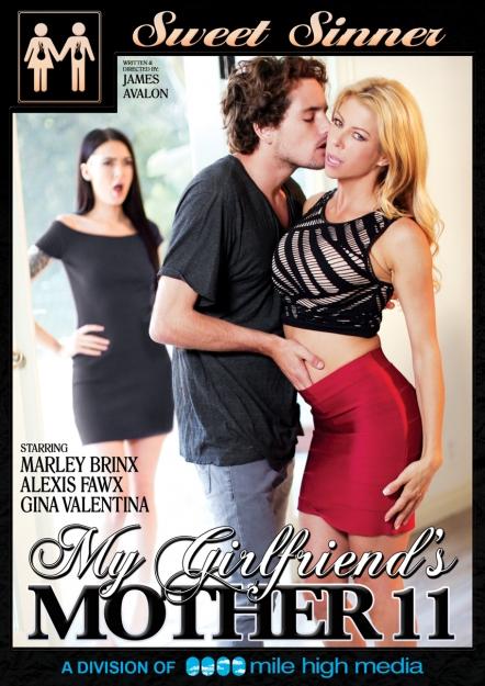 My Girlfriend's Mother #11 DVD
