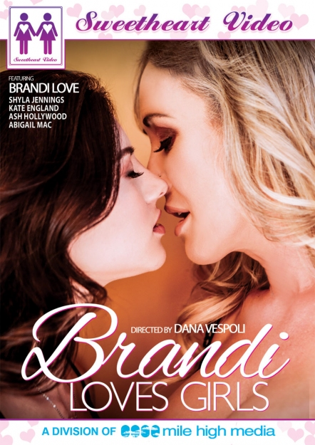 Brandi Loves Girls DVD