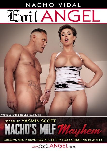Nacho's MILF Mayhem DVD