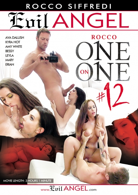 Rocco One on One #12 DVD