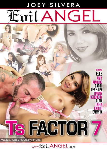 TS Factor #07 DVD