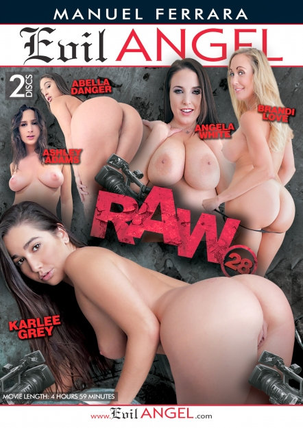 Raw #28 DVD