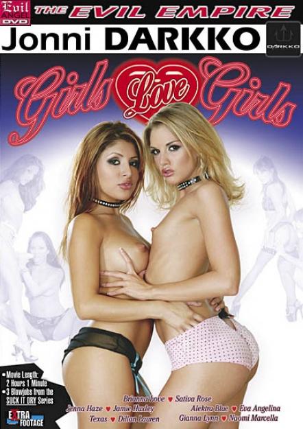 Girls Love Girls 1 DVD