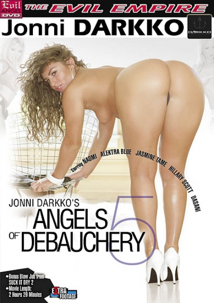 Angels Of Debauchery 5 DVD