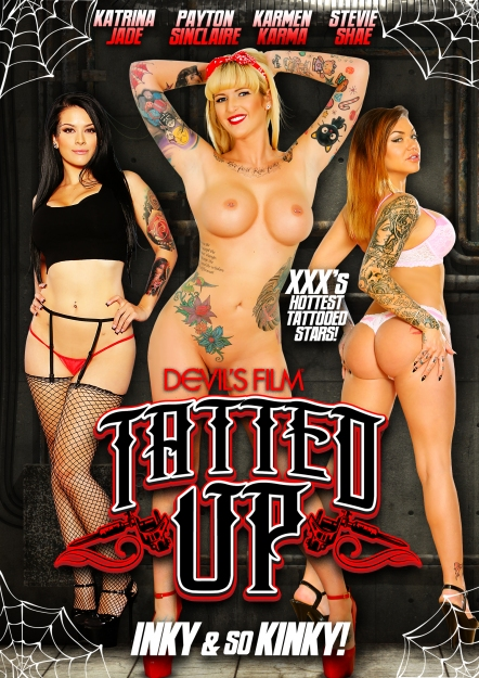 Tatted Up DVD