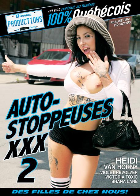Autostoppeuse XXX #02 DVD