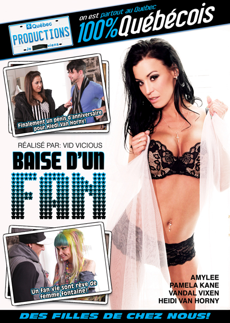 Baise d'un Fan DVD