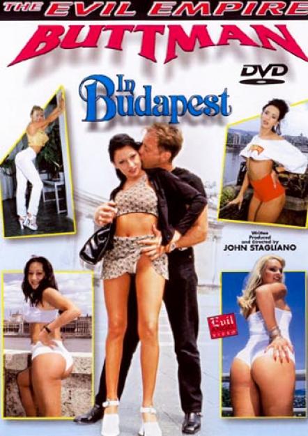 Buttman in Budapest DVD