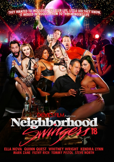Neighborhood Swingers #18
