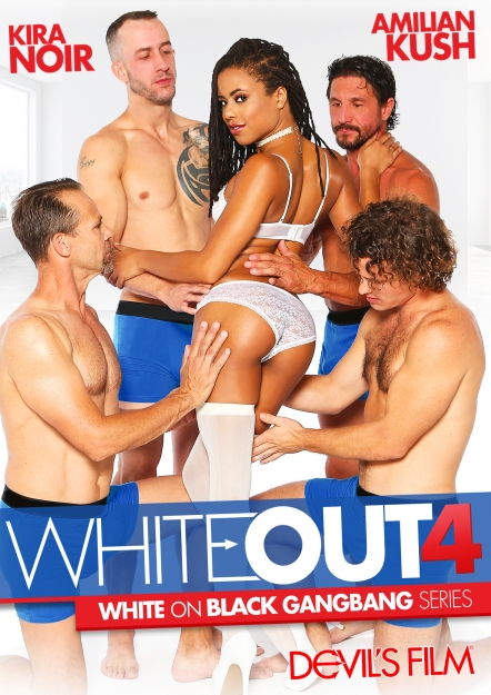 White Out #04 DVD