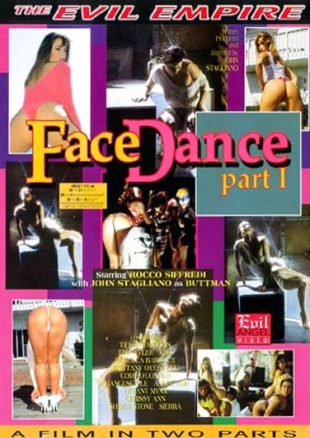 Face Dance 1 DVD