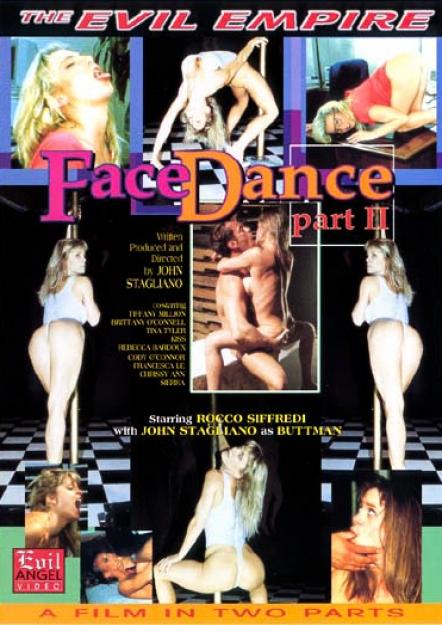 Face Dance 2 DVD