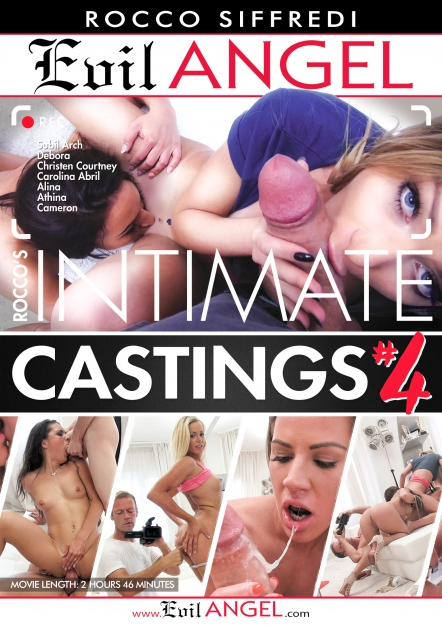 Rocco's Intimate Castings #04 DVD