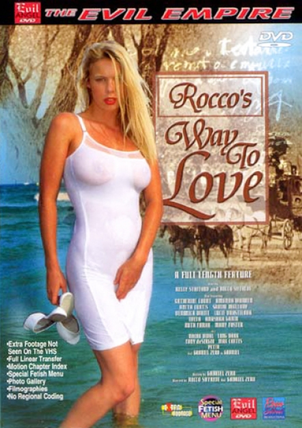 Rocco's Way to Love DVD