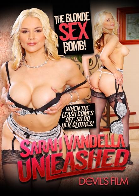 Sarah Vandella Unleashed DVD