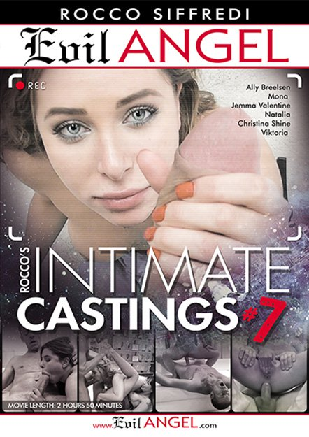 Rocco's Intimate Castings #07 DVD
