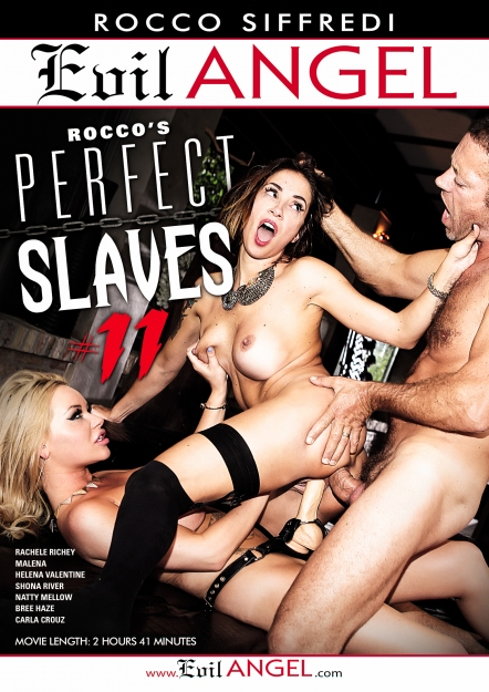Rocco's Perfect Slaves #11 DVD