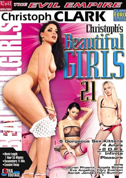 Christoph's Beautiful Girls 21 DVD