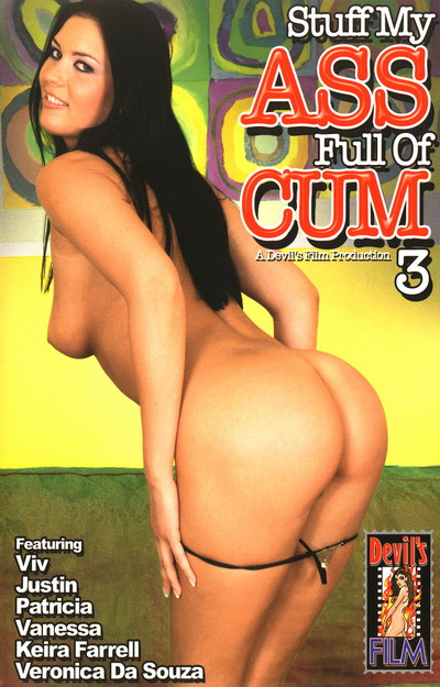Stuff my Ass Full Of Cum #03
