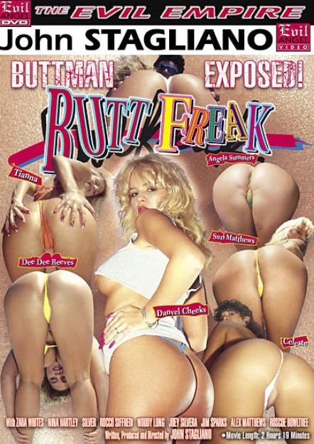 Buttman's Butt Freak 1 DVD