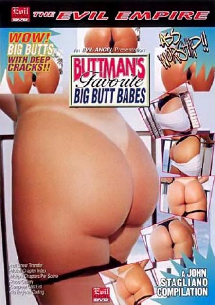 Buttman's Favorite Big Butt Babes 1